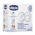 CHICCO Krūšu bļodiņas piena savākšanai