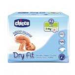 CHICCO Autiņbiksītes Dry Fir Newborn 27gb