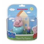 Peppa Pig figūras, 2 paka