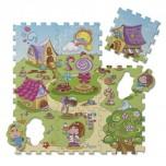 CHICCO Mīkstā puzzle saldumi 9gb