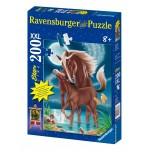 """Ravensburger """"Zvaigžņu lietus"""" Puzzle 200 el."""