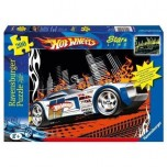 "Ravensburger ""Hot Wheels"" Puzzle 200 el."