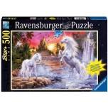 "Ravensburger ""Vienradzis"" Puzzle 500 el."