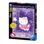 "Ravensburger ""Hello Kitty"" Puzzle 500 el."