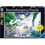 """Ravensburger """"Zirgi"""" Puzzle 500 el."""