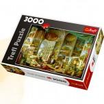 TREFL ANTIQUE PUZZLE 3000