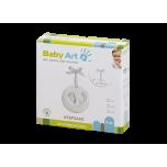 Baby Art Keepsake komplekts mazuļa pēdiņu/rociņu nospieduma izveidošanai