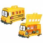 Silverlit Robocar Poli Carrying Case School Bus