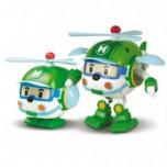 Silverlit Robocar Poli Transforming Robot HELLY (10 cm)