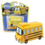 Silverlit Robocar Poli Autobuss SCHOOL B