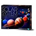 4M KIDZ LABS 3D Saules sistēma
