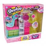 """Shopkins 3, šopkinu komplekts """"Modes veikals"""""""