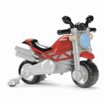 """CHICCO Motocikls ar papildriteņiem """"DUCATI"""""""