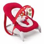 CHICCO Atpūtas krēsliņš HOOPLA (RED WAVE)