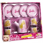 Faro Trauku komplekts (9el.) (metāla) Barbie