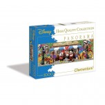 Clementoni 1000  Panorama Mikkijs Ziedu veikals 39191