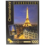 Clementoni 1000 HQ Paris (fluorescent) 39210