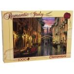 Clementoni 1000 Romantic puzle Venezia 39218