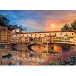 Clementoni 1000 Romantic puzle Firenze 39220