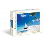 Clementoni 1000 HQ Puzle Maldive islands 39256