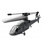 SILVERLIT AIR 2.4G Black Hawk (3ch gyro)