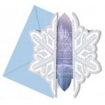 Ielūgums Ledus sirds (6gab)