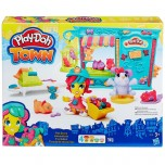 PLAY-DOH TOWN zooveikals
