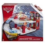 The Cars 3 Garage Playset