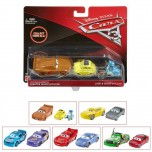 The Cars 3 Character Die Cast 2-pack