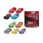 The Cars 3 Diecast Singles Clipstrip Mix