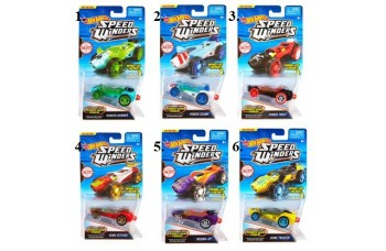 HOT WHEELS Speedwinders Car Trackstars