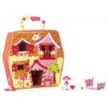 Lalaloopsy Leļļu māja-somiņa