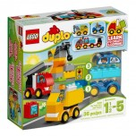 LEGO My First Cars and Trucks 10816