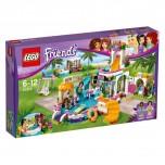 LEGO Heartlake Summer Pool 41313