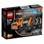 LEGO Roadwork Crew 42060