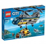 LEGO Deep Sea Helicopter 60093