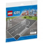 LEGO T-junction & Curve V70,V110 7281