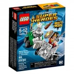 LEGO Mighty Micros:Wonder Woman vs.Doomsday 76070
