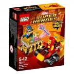 LEGO Mighty Micros:Iron Man vs.Thanos 76072