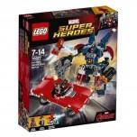 LEGO Iron Man:Detroit Steel Strikes 76077