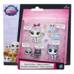 Hasbro Littlest Pet Shop Mini figūras