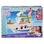 HASBRO LITTLEST PET SHOP Kruīza kuģis