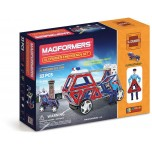 MAGFORMERS Cruisers Car set XL 33 gab.