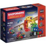 MAGFORMERS Dynamic wheel set 72 gab.