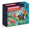 MAGFORMERS Adventure Jungle set 32 gab.