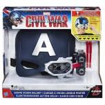 Avengers elektroniska maska Captain America