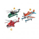 PLANES Fire & Rescue Sounds & Actions Snds only