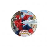 Procos Spiderman Papīra šķīvji