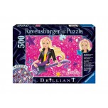 "Ravensburger ""Barbie"" Brilliant Puzzle 500 el."