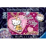 "Ravensburger ""Kitty love"" Brilliant Puzzle 500 el."